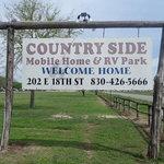 Countryside mobile home rv park