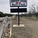 Johnson creek rv resort and pecans