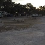 Roadrunner rv park johnson city tx