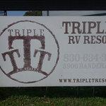 Triple t rv resort