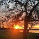 Sunset point on lake lbj rv park