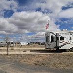 Tumble in rv park