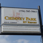 Chimney park waterfront rv resort