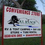 K l ranch cliffside campground