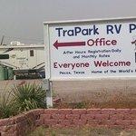 Tra park rv park escapees