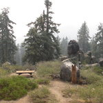Mount ashland campground