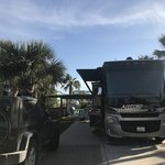 Gulf waters rv resort texas