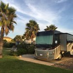 Gulf waters rv resort texas