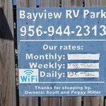 Bayview rv park