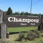Champoeg state park