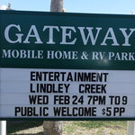Gateway rv mobile home park