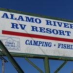 Alamo river rv ranch campground