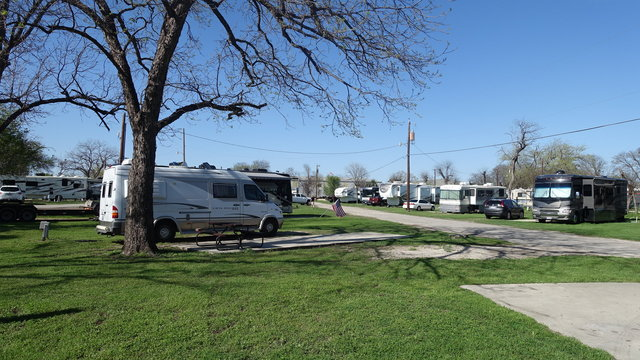Photo 1 of 21 of Alamo City RV Park - San Antonio, TX ...
