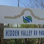 Hidden valley rv park texas