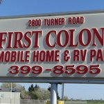 First colony mobile home rv park
