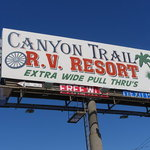 Canyon trail rv resort