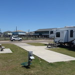 Beachfront rv park resort
