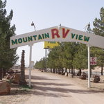 Mountain view rv park van horn tx