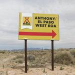 Anthony el paso west koa