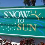 Snow to sun rv resort