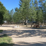 Bryce canyon pines store campground