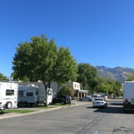 Mountain shadows rv park draper ut
