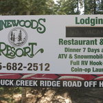 Pinewoods resort