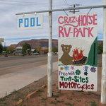 Crazy horse rv campark