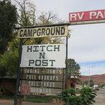 Hitch n post rv park