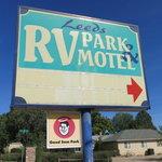 Leeds rv park motel