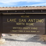 Lake san antonio north shore