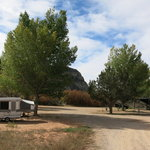 Hi road zion rv campground
