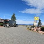 Paradise rv park campground