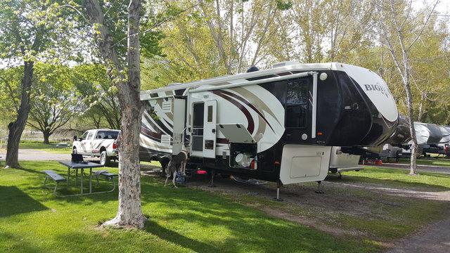 Lakeside rv campground provo ut