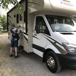 Butch cassidy campgrounds