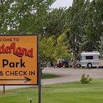 Wonderland rv park utah