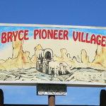 Bryce pioneer village rv park