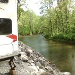 Creek side rv park