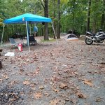 Misty mountain camp resort