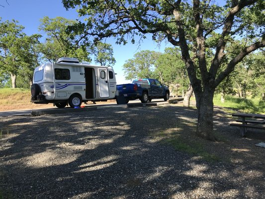 Orland buttes recreation area