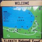 Orr lake campground