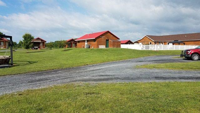 Shenandoah valley campground mount jackson va