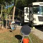 Cozy acres campground rv resort
