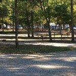 Cozy acres campground rv resort