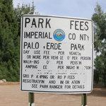 Palo verde county park