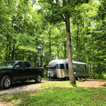 Mountain lake campground west virginia