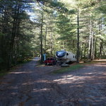 Broken wheel campground weston wv