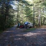 Broken wheel campground weston wv
