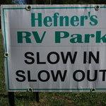 Hefners rv park