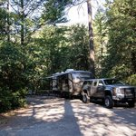 Patrick creek campground